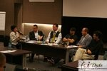 Final Panel Debate at the 2007 European Internet Dating Conference in Barcelona Spain