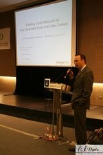 Ralf Ziemes at the January 27-29, 2007 European Internet Dating Conference and Matchmaking Industry Event in Barcelona Spain