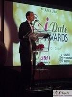 Awards Ceremony at the 2010 iDateAwards in Miami