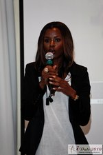 June Sarpong TV2000 Internet Dating Matchmaker iDate Conference Beverly Hills
