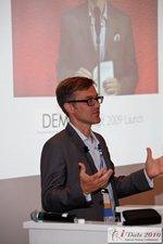 Steve Odom CEO of Gelato Online Dating Confernece 2010 Beverly Hills