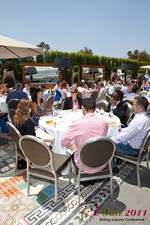Mobile Dating Executives Meet for the iDate Lunch at iDate2011 Los Angeles