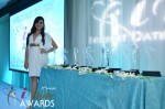 The Awards and Andrea Ocampo at the 2012 iDateAwards Ceremony in Miami held in Miami Beach