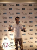 Joel Simkhai - Grindr.com - Winner of 2 Awards in 2012 at the 2012 Internet Dating Industry Awards Ceremony in Miami