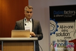 Dr Eike Post (Co-Founder of IQ Elite) at the 2012 Köln Euro Mobile and Internet Dating Summit and Convention