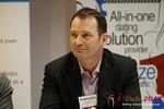 Final Panel (Mark Brooks of Courtland Brooks) at iDate2012 Europe
