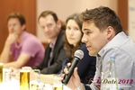 Final Panel (Benjamin Bak of Lovoo) at the 9th Annual Euro iDate Mobile Dating Business Executive Convention and Trade Show