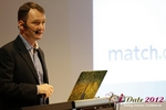 Mark Brooks (CEO of Courtland Brooks and Publisher of Online Personals Watch) at iDate2012 Europe
