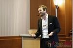 Matt Connoly (CEO of MyLovelyParent) at the September 10-11, 2012 Mobile and Internet Dating Industry Conference in Köln