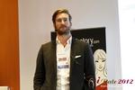 Matt Connoly (CEO of MyLovelyParent) at iDate2012 Köln