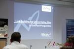 Matteo Monari (Co-Founder of BizUp) at iDate2012 Europe