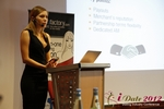 Oksana Reutova (Head of Affiliates at UpForIt Networks) at iDate2012 Köln