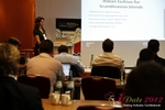 Tanya Fathers (CEO of Dating Factory) at iDate2012 Köln