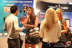 Exhibit Hall at the iDate Mobile Dating Business Executive Convention and Trade Show