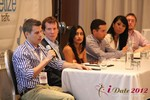 Mobile Dating Focus Group at the June 20-22, 2012 Mobile Dating Industry Conference in Los Angeles
