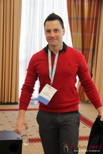 Ademar de Farias Jr (CEO of Bi2Bi) at the September 16-17, 2013 Köln European Union Online and Mobile Dating Industry Conference