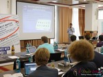 Daniele Antoniani (Community Manager @ Mail.ru) at the 2013 Köln Euro Mobile and Internet Dating Summit and Convention