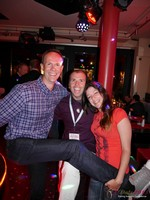 Networking Party at iDate2013 Europe