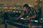 DJ Misha at iDate Party at the June 5-7, 2013 Mobile Dating Industry Conference in Los Angeles