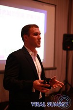 John Jacques - Sr Acct Executive at Virool at the June 5-7, 2013 Mobile Dating Industry Conference in California