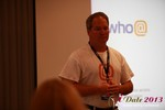 Lee Blaylock - Who@ at the June 5-7, 2013 California Internet and Mobile Dating Industry Conference