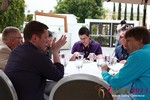 Lunch at the 2013 Internet and Mobile Dating Industry Conference in California