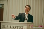 Mike Polner - Apsalar at the June 5-7, 2013 Mobile Dating Business Conference in L.A.