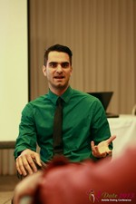 Scott Lewallen - CEO of Mezic at the 2013 Internet and Mobile Dating Industry Conference in Los Angeles