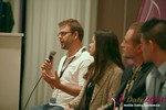Tom Desaulniers - CEO of Go2Mobi at the 34th Mobile Dating Business Conference in L.A.