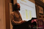 Dave Rubin (CEO of VeggieDate) at the CEO Therapy session at the 33rd International Dating Industry Convention