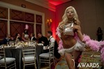 Show Starter (and Show Stopper) at the 2013 Internet Dating Industry Awards Ceremony in Las Vegas