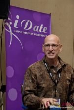 Larry Michel at the 10th Annual iDate Super Conference