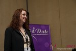 Melanie Gorman (SVP at YourTango) at the 10th Annual iDate Super Conference