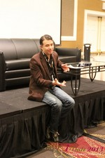 Michael McQuown (CEO of ThunderRoad) on AB testing at the January 16-19, 2013 Las Vegas Online Dating Industry Super Conference