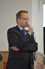 Dieter Plassman, CTO at Net-M  at the September 7-9, 2014 Mobile and Online Dating Industry Conference in Köln