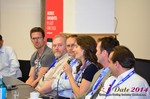 Final Panel of Dating Industry CEOs and Thought Leaders  at the September 8-9, 2014 Köln European Online and Mobile Dating Industry Conference