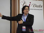 Francesco Nuzzolo, France Manager for Dating Factory  at the 39th iDate2014 Koln convention