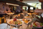 Lunch  at the September 7-9, 2014 Mobile and Online Dating Industry Conference in Köln