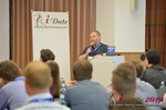 Wayne May, CEO of ScamSurvivors  at the September 7-9, 2014 Mobile and Online Dating Industry Conference in Koln