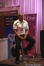 Nigel Williams, VP at Adxpansion On Best Strategies For Online Dating Conversions at the June 4-6, 2014 Beverly Hills Internet and Mobile Dating Industry Conference