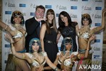 Luxury Excursions  at the 2014 Las Vegas iDate Awards