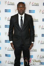 Christopher Pinnock  at the 2014 iDateAwards Ceremony in Las Vegas