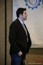 Adam Huie - CEO of Sway at the 2014 Las Vegas Digital Dating Conference and Internet Dating Industry Event