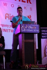 Nick Bicanic - Co-Founder @ IDCA at Las Vegas iDate2014