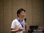 Dr. Song Li - CEO of Zhenai at iDate2015 China