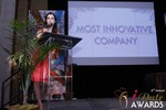 Gloria Diez - Business Development at Wamba at the 2015 iDateAwards Ceremony in Las Vegas