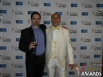 Arthur Malov and Marc Lesnick in Las Vegas at the January 15, 2015 Internet Dating Industry Awards