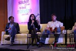 Tanya Fathers - CEO of Dating Factory on the Final Panel at iDate Expo 2015 Las Vegas