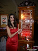 The Love Tester - Party at the Pinball Hall of Fame at iDate2015 Las Vegas