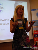 Monica Whitty Professor Of Psychology University Of Liecester at the October 14-16, 2015 Mobile and Online Dating Industry Conference in London